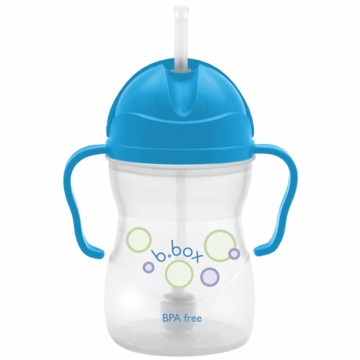B. Box Essential 8oz. Sippy Cup in Blueberry