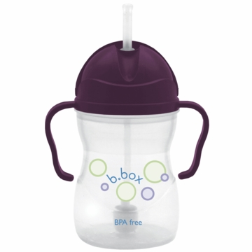 B. Box Essential 8oz. Sippy Cup in Grape