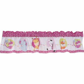 Bedtime Originals Tutti Frutti Window Valance