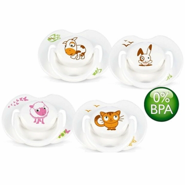 Avent Animal Soother 6-18 Months