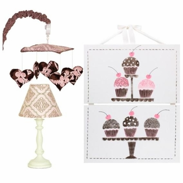 Cotton Tale N. Selby  Cupcake D�cor Kit