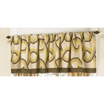 CoCaLo Couture Cyprus Window Valance