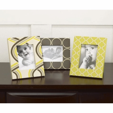 CoCaLo Couture Cyprus 3 Piece Picture Frame Set
