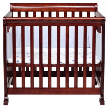DaVinci Kalani Mini Crib in Cherry