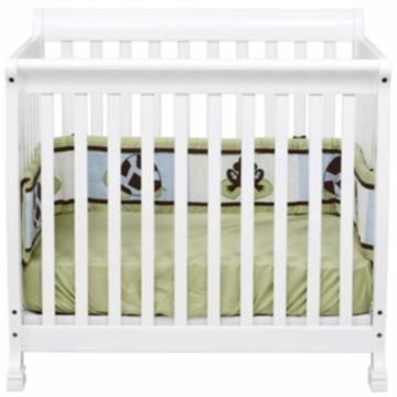 DaVinci Kalani Mini Crib in White