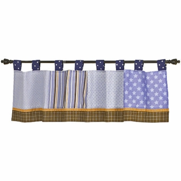 CoCaLo Baby Monkey Mania Window Valance