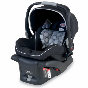 Britax B-Safe Infant Car Seat - Black