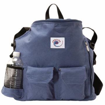 Ergobaby Back Pack Organic Blue