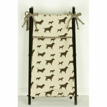 Cotton Tale N. Selby Designs Houndstooth Hamper