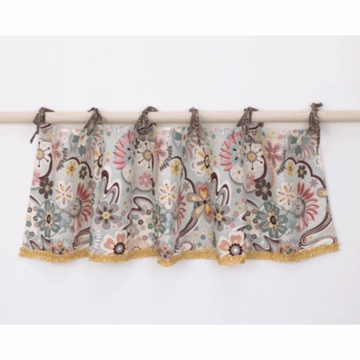 Cotton Tale Designs Penny Lane Window Valance