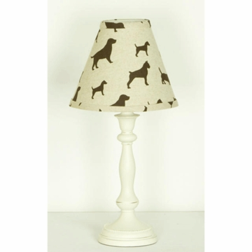Cotton Tale N. Selby Designs Houndstooth Lamp & Shade
