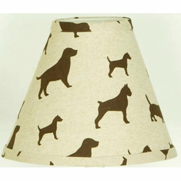 Cotton Tale N. Selby Designs Houndstooth Lamp Shade