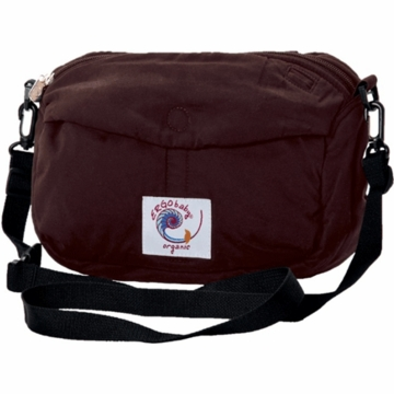 Ergobaby Organic Travel Pouch in Dark Chocolate