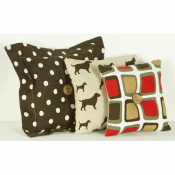 Cotton Tale N. Selby Designs Houndstooth Pillow Pack
