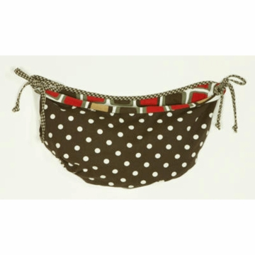 Cotton Tale N. Selby Designs Houndstooth Toy Bag