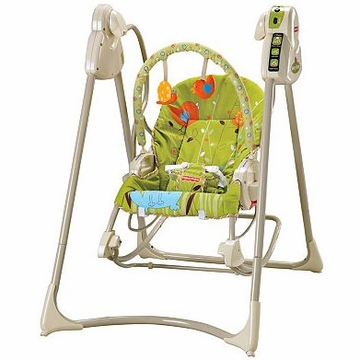 Fisher-Price Smart Stages 3-in-1 Rocker Swing