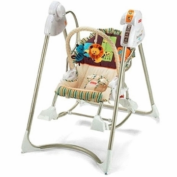 Fisher-Price Smart Stages 3-in1 Rocker Swing M5594