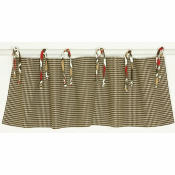 Cotton Tale N. Selby Designs Houndstooth Valance
