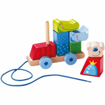 Haba Zoolino Stacking Toy