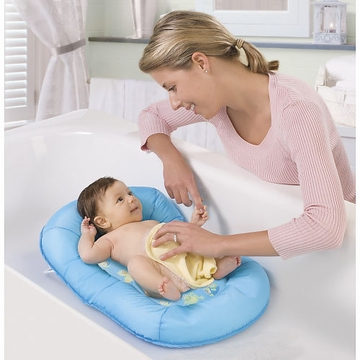 Summer Infant Mother's Touch Comfort Bath Support in Blue