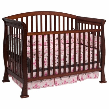 DaVinci Thompson 4-in-1 Crib Cherry