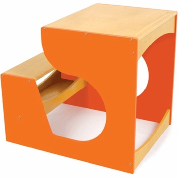 P'kolino Children's Desk in Orange