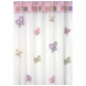 Sweet JoJo Designs Pink & Purple Butterfly Shower Curtain