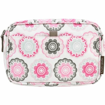 DwellStudio Zinnia Rose Travel Case-Small