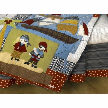 Cotton Tale Designs Pirates Cove 3 Piece Set