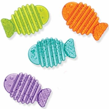 Sassy Jelly Fish 2 Pack Teether