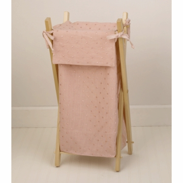 Cotton Tale Designs Taffy Hamper with Frame