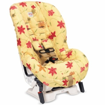 Britax Marathon Convertible Car Seat in Ashley Floral