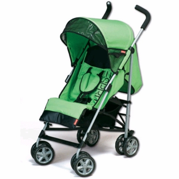 Esprit Sun Speed Lightweight Stroller with Full Recline Apple Green
