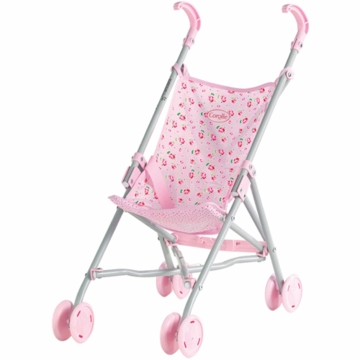 Corolle Floral Print Stroller