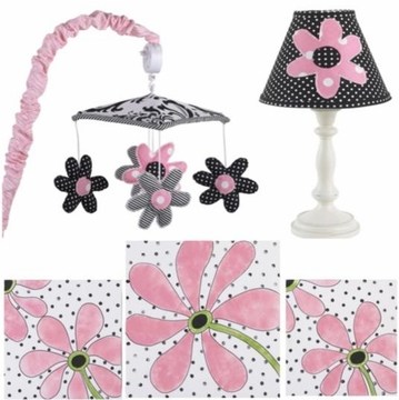 Cotton Tale N. Selby Girly D�cor Kit