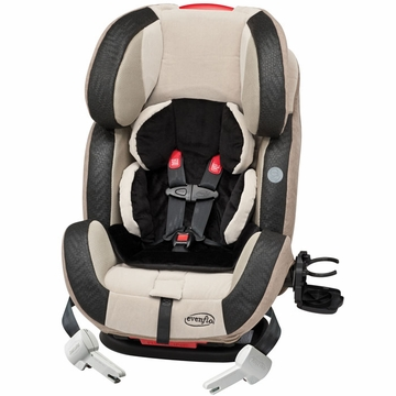 Evenflo Symphony 65 e3 TruTether All-In-One Car Seat 2012 - Royce