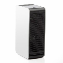 Crane EE-8072 Germ Defense Electrostatic Air Purifier, White
