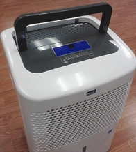 KUL KU34643 65 Pint Dehumidifier with Digital Controls and Water Level Indicator