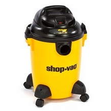 Shop-Vac 9650600 3.0-Peak HP Pro Series Wet or Dry Vacuum, 6 Gallon