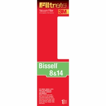 3M 66808A-4 Bissell 8 & 14 Pet Filter