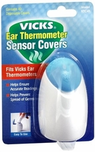 Vicks Ear Thermometer Probe Covers- 40 pack
