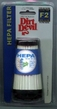 Dirt Devil 3-SFA115-00X HEPA Vacuum Cleaner Filter