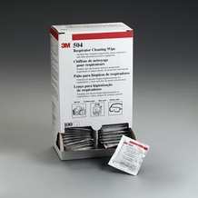 3M 504 Respirator Cleaning Wipes