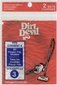 Dirt Devil 3-210395-001 Replacement Vacuum Belt (2 pack)