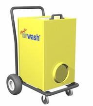 Amaircare 6000v AirWash Portable HEPA Air Cleaner Cart