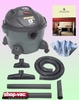 Shop-Vac 5851200 Wet/Dry Vacuum Cleaner - Deluxe Kit