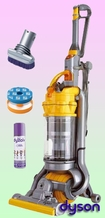 Dyson DC15  Upright Vacuum Cleaner - Deluxe Kit
