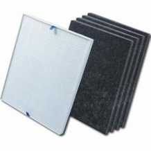 Electrolux EL024 Filter- HEPA and 4 Carbon for EL500AZ Air Purfier Cleaner