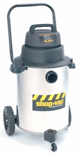 Shop-Vac 9252310 6.25 HP / 10 Gl. Industrial Super Quiet Wet / Dry Vacuum
