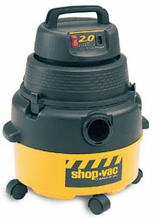 Shop-Vac 9252510 2.0 HP / 6 Gl. Commercial / Professional Vacuum